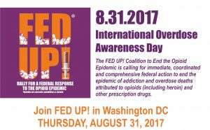 Fed Up's International Overdose Awareness Day Events @ Ellipse | Washington | District of Columbia | United States