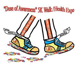 4th Annual 'Dose of Awareness' 5K Walk/Health Expo @ Heather Farm Park   Walnut Creek   California   United States