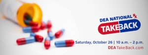 National Rx Take Back Day @ Locations throughout the United States