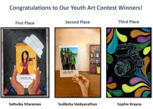 YOUTH ART CONTEST - Winners Announced!