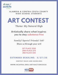 YOUTH ART CONTEST - Extended Deadline