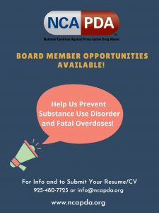NCAPDA Board Positions Available!