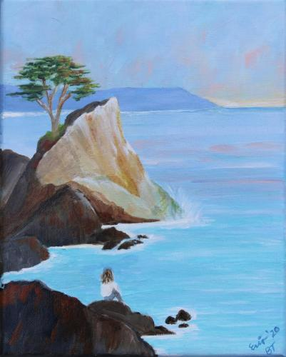 Lone Cypress, Erin Jacques
