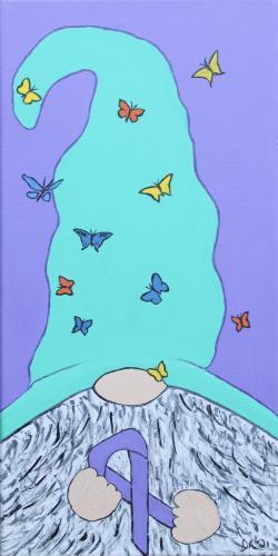Butterfly Gnome, Jennifer Alba